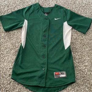 Women's baseball NIKE jersey